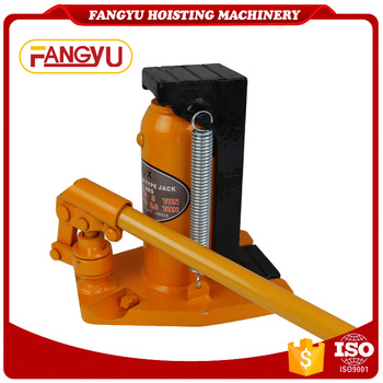 3 ton hand pump manual lifting car jack