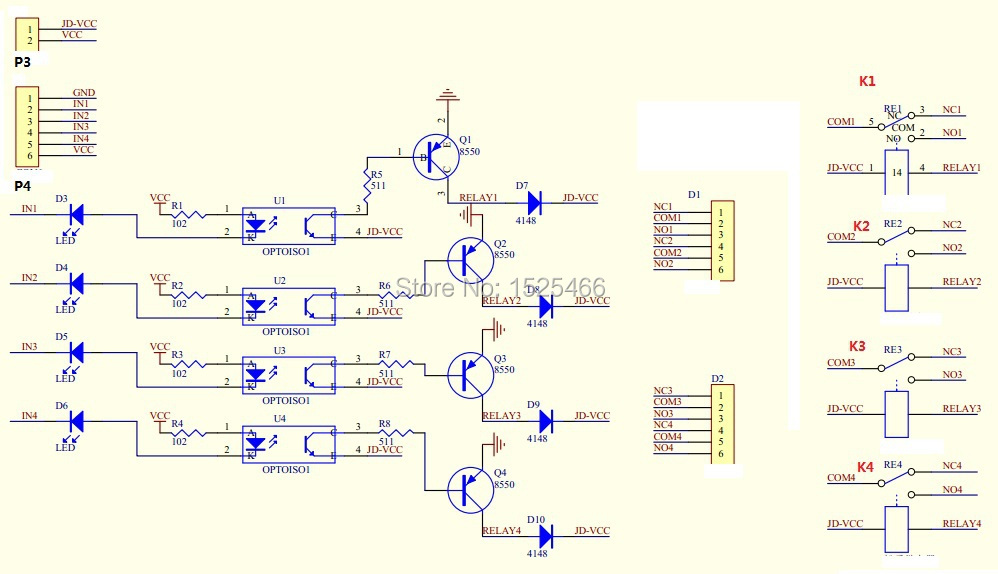 16f84dtmf Decoder 8870dtmf Decoder Kitdtmf Decoder Circuitdtmf