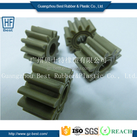 High Quality QC Report PEI Natural Flexible Parts
