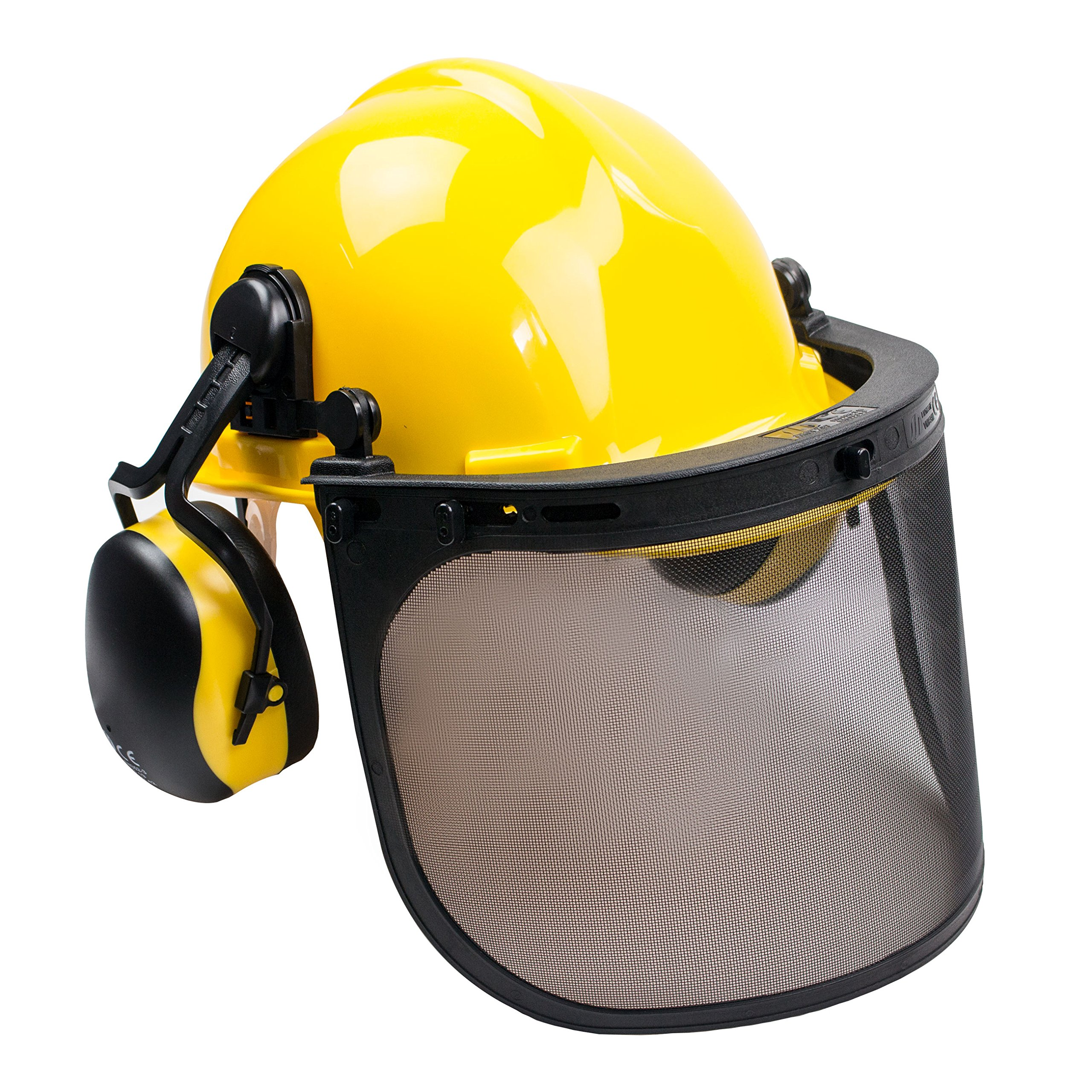 Get Quotations · RK Safety Industrial Forestry Chainsaw Safety Helmet Combo  Set  7ae07ffbb2c1