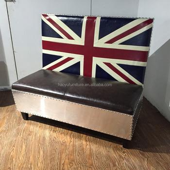 K10 Union Jack Furniture Union Jack Chair Vintage Furniture