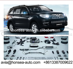 BAW Foton SAUVANA Spare Car Parts for All Foton Car