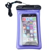 IPX8 waterproof bag For iPhone Plus Samsung note 4 Floating on water Air Pouch