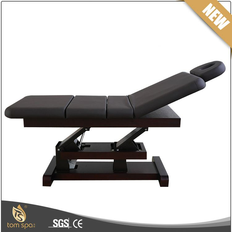 TS-2360 High Quality Beauty Salon Furniture Electric Water Massage Table