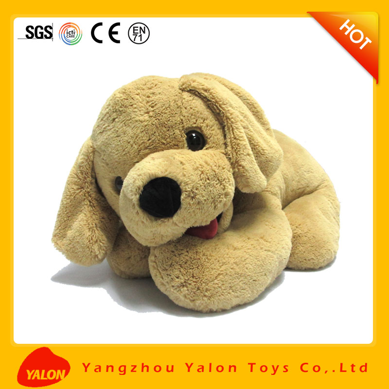 Enormous stuffed Plush shop battery operated walking dog toy