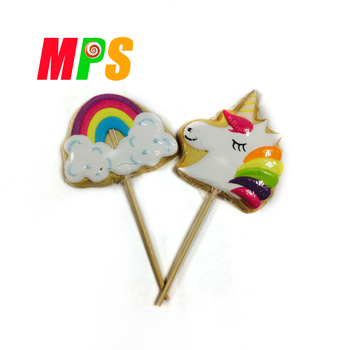 Unicorn Cookies Christmas Biscuits Decoration View Decorated Christmas Cookies Mps Product Details From Lianyungang Jiayun International Trade Co