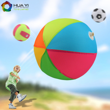 Wholesale outdoor Colorful Air balloon Inflatable Bounce Ball