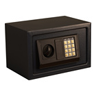 Carbon steel electronic hidden safe use as home safe