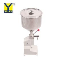Manual Filling Machine 5-70ml for cream, shampoo, cosmetic