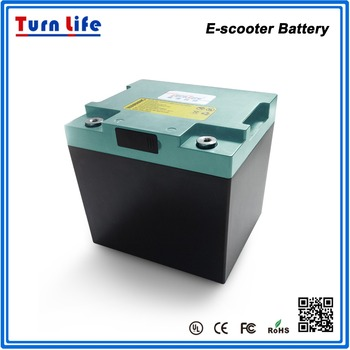 Rechargeable 12V lithium battery