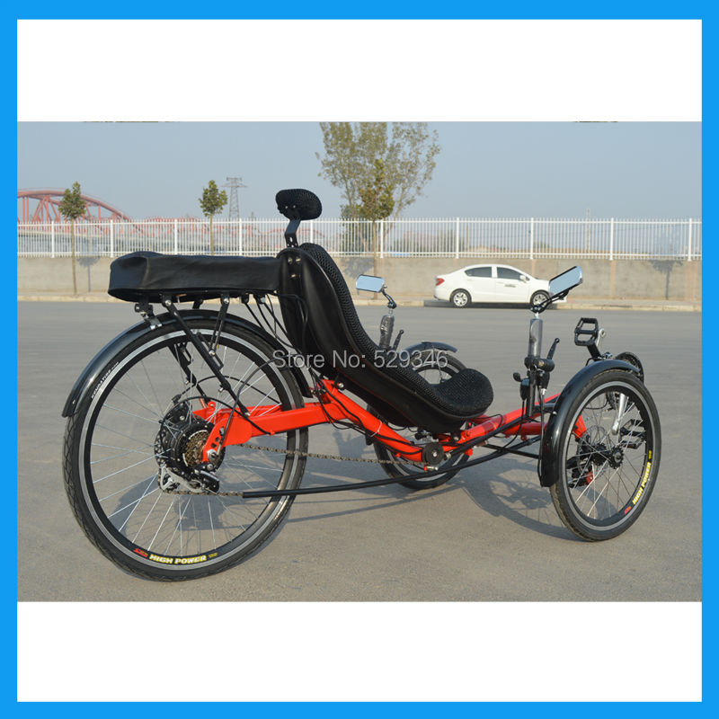 Adult Electric Tricycle 48