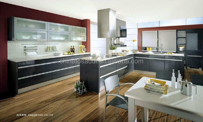 Modern Design Kitchen Cabinet Made In China,Kitchen Cabinets With ...
