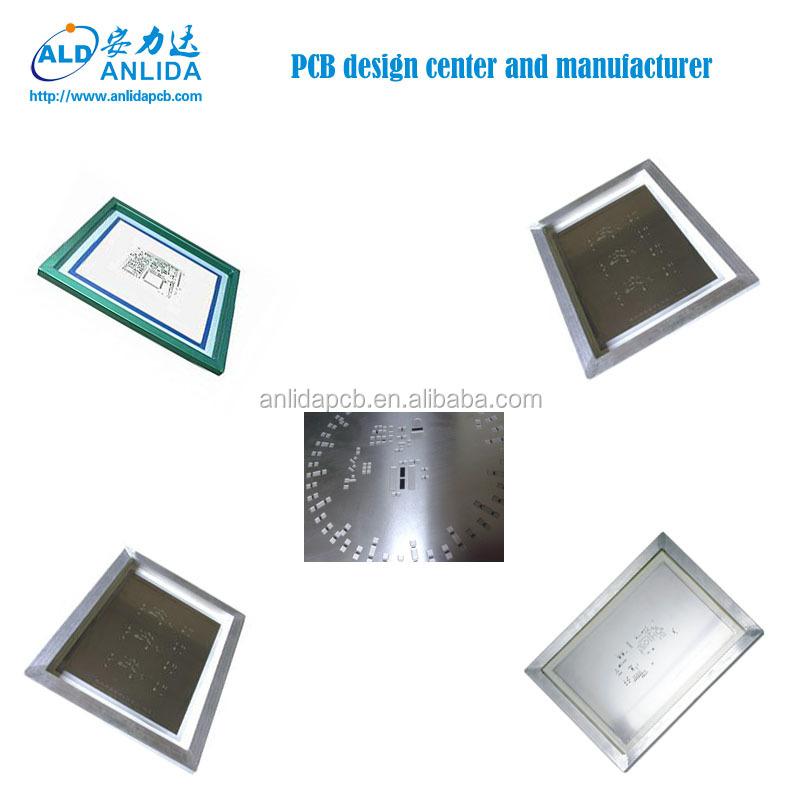 80*80 VIA VT82C686B CD CE Stencil Template