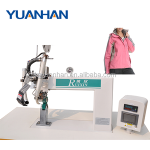 hot air waterproof jacket seam sealing machine