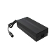 Fanless high voltage 500W portable 110v battery charger with ultimate speed