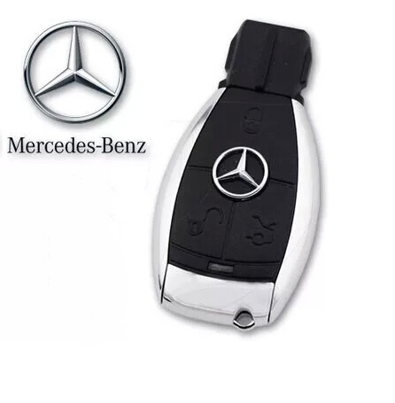 Mercedes Benz Key Usb Flash Drive for Promotional Gift