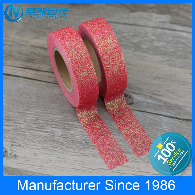 High Quality DIY Decoration Video Paper Tape