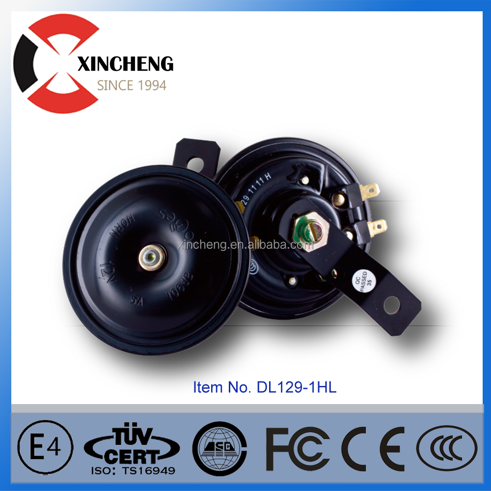 Copper Coil auto car horn 12V for minibus , van horn, vehicle electric car horn sound
