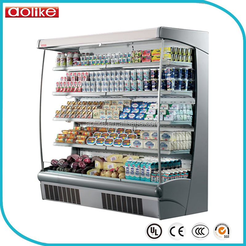 plug in multideck dispaly cooler Suzzi