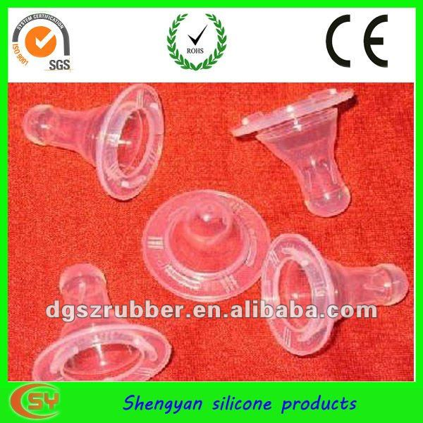 2012 hottest personalized baby silicone nipple pacifiers