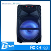 Dotun Professiona Protable Battery Powered Trolley Speaker With Usb/sd/fm/bt