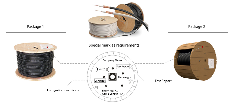 Self-Supporting Outer Singlemode Fiber Optic Cable 12 Core ADSS Cable