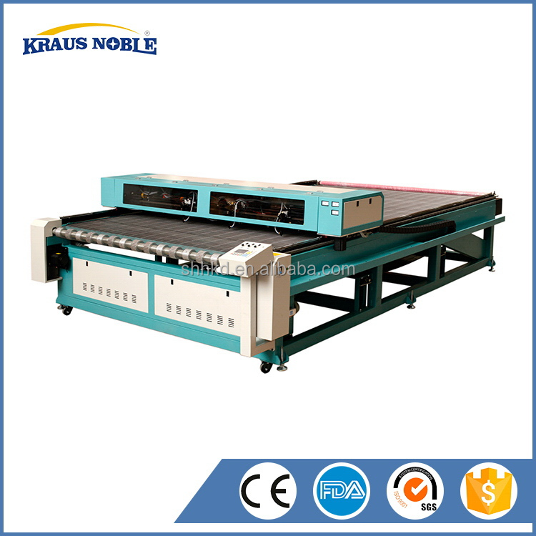 Newest First Choice embroidery laser cutting machine
