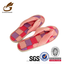wholesale colorful cheap indoor personalized flip flops