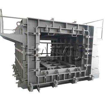 Big Size High Speed Way Concrete Box Culvert Mold