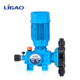 LIGAO KD electric chemical acid diaphragm metering pump