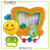 new design magic harp toy instrument for baby with music and light baby toy piano