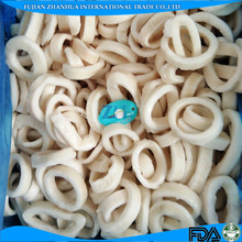 Factory price fresh frozen IQF giant squid rings for wholesale