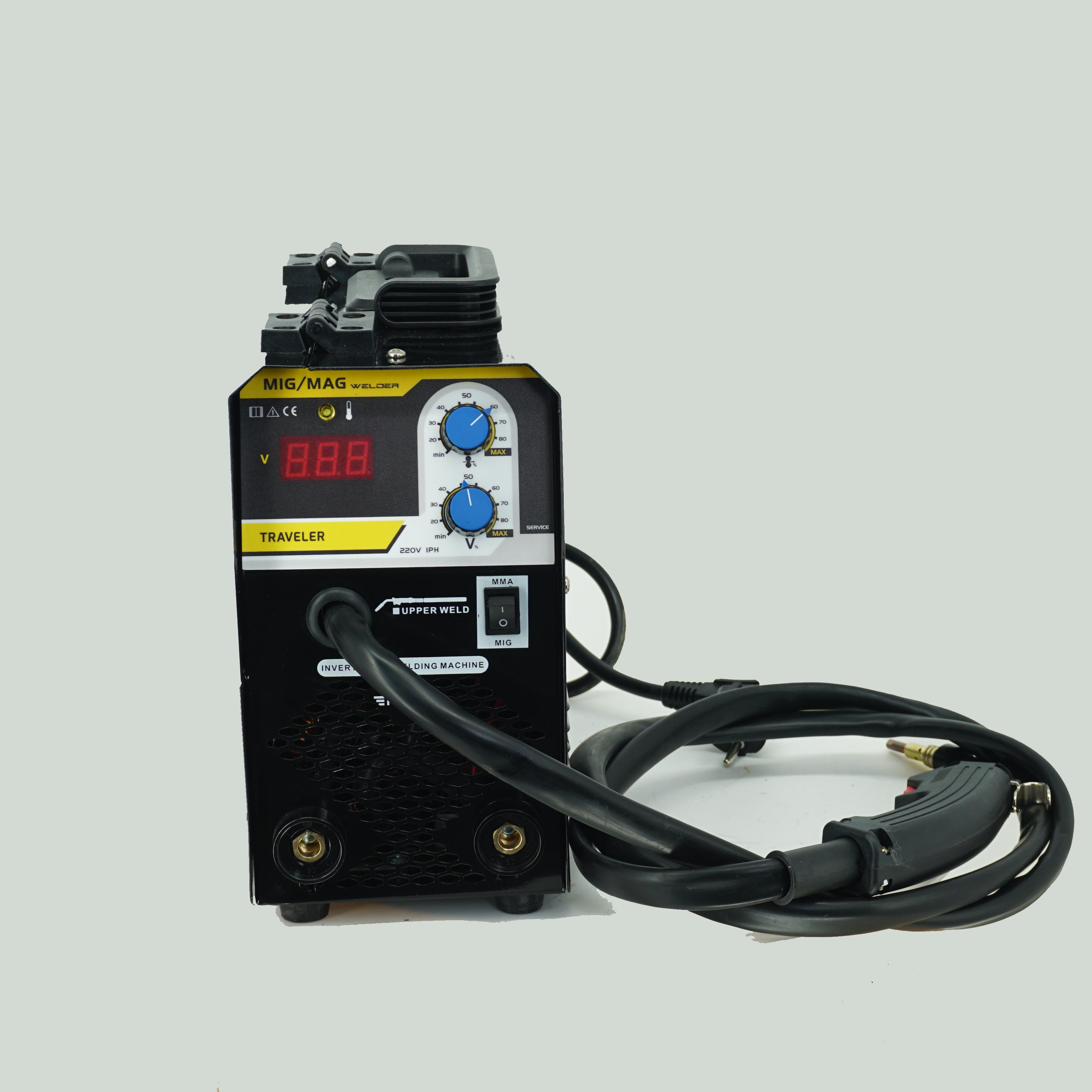 hoge kwaliteit IGBT dc inverter lasmachine prijslijst mag/mig 150
