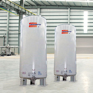 Customizable 20m3 cryogenic cncd 15m3 chemical storage equipment oxygen tank