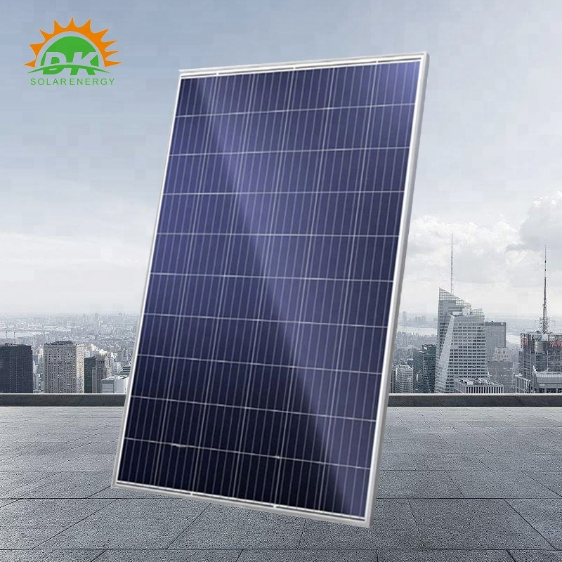 China Top Brand Grade A 60pcs poly silicon 500w solar <strong>panel</strong>