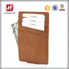 Front Pocket Wallet Leather RFID Blocking Strong Magnet thin Wallet