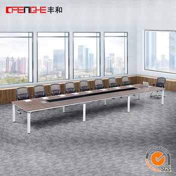 Large Wooden Office Conference Table Office Furniture Meeting Table - Large wooden conference table