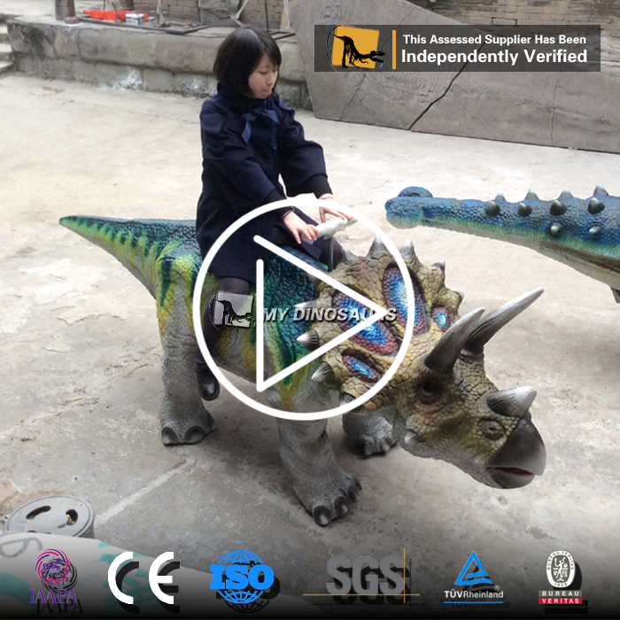My-Dino Cheap Amusement Park Rides Operator Simulator Kiddy Rides For Sale