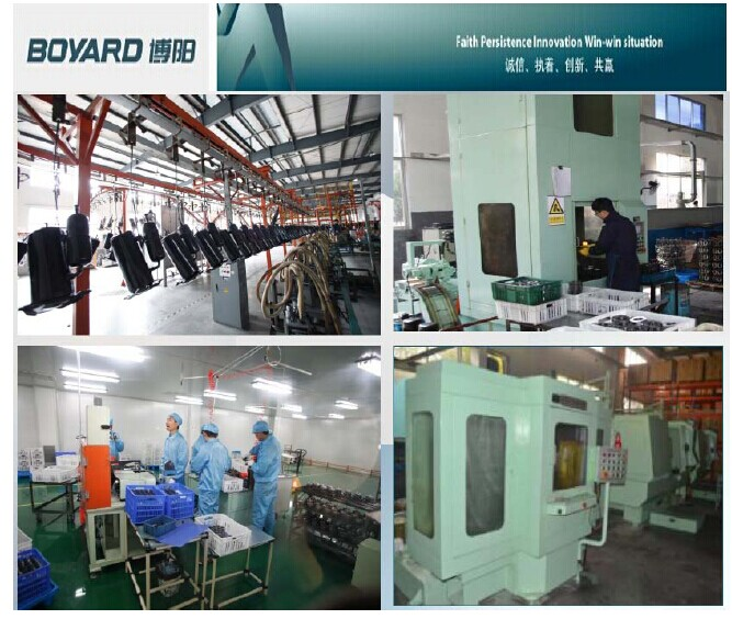 Dc 12v 24v Mini Refrigeration System With Zhejiang Boyard R134a ...