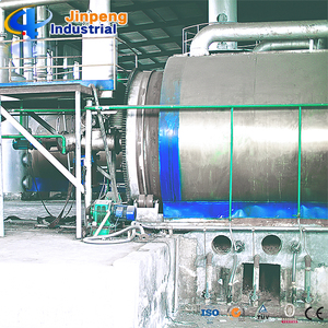 Waste Engine Oil New Products Tire Pyrolysis Plant in Mexico Manufacturer