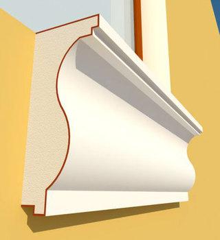 Decorative Foam Cornice Buy External Cornice Product On