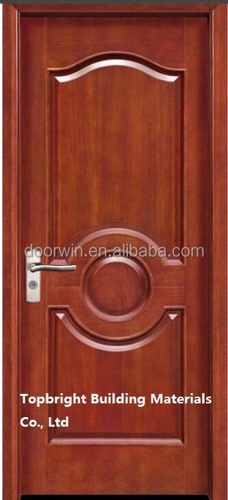 waterproof main door teak wood exterior door frame models design