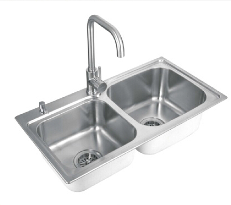 Beautiful 2015 Latest Design High Quality Kitchen Topmount Medical Wash Basin Part 23