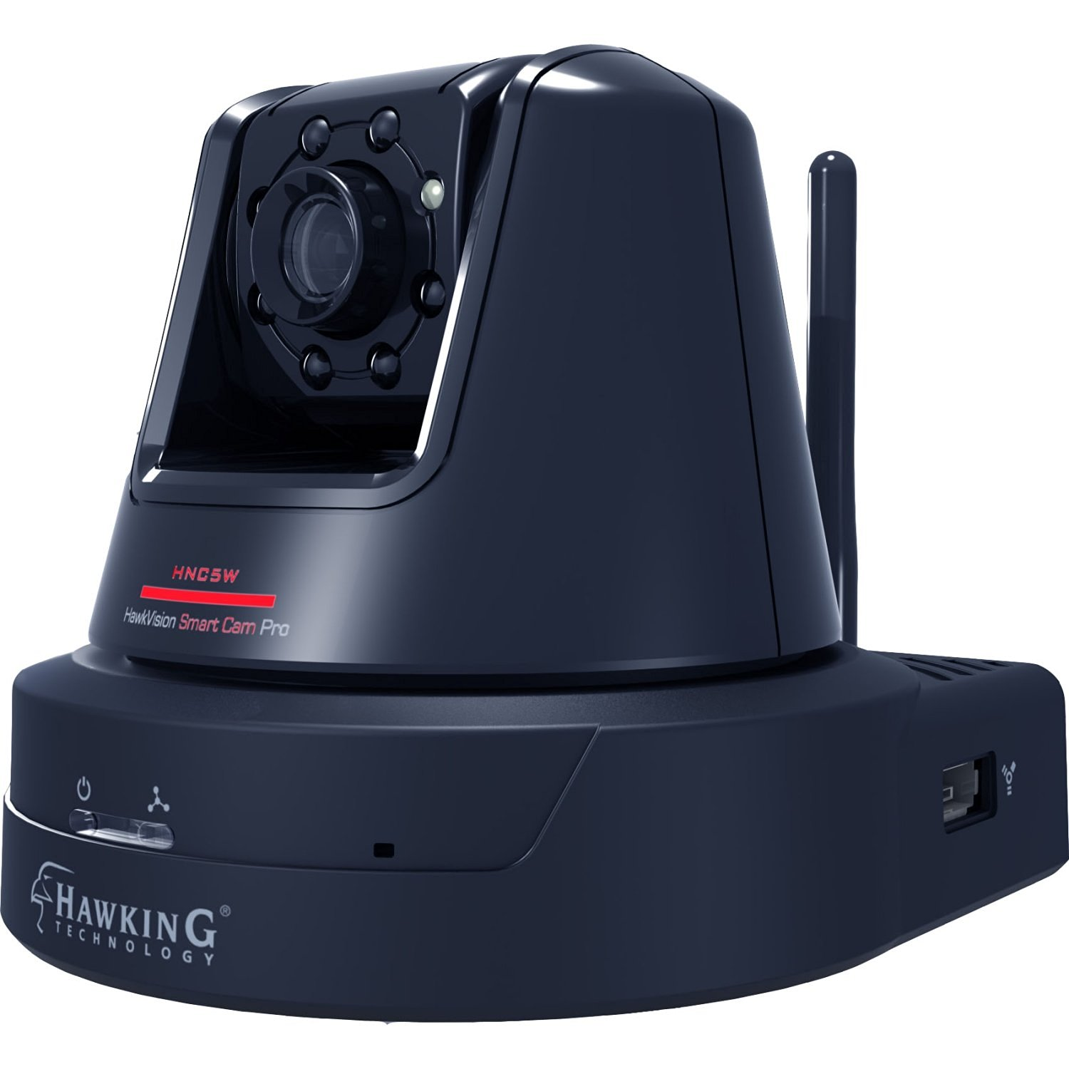 Hawking HawkVision HNC5W Network Camera - Color - Board Mount - 1280 x 1024 - CMOS - Wireless, Cable - Wi-Fi - Fast Ethernet - USB - HNC5W