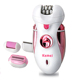 4 heads portable electric epilator machine epilator with Smart Light women's painless hair remover