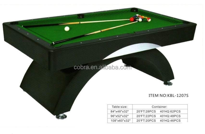 product gs kbl s nice pool table with free accessories
