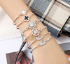 Fashion Jewelry Ladies Chain Adjustable Bracelet Ladies Fashion Bracelet