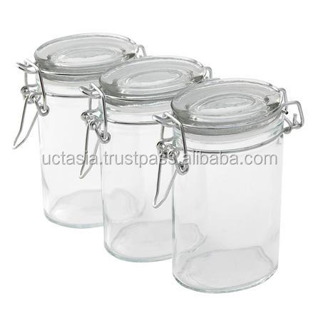 Glass Jar / Cookie Jar