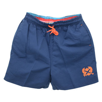 Swimming Shorts with triangle net mesh for boy, Quick Drying microfiber 110gsm