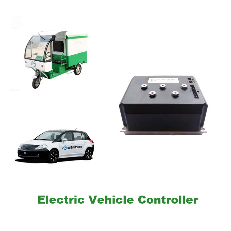 Ac Motor Electric Vehicle Controller